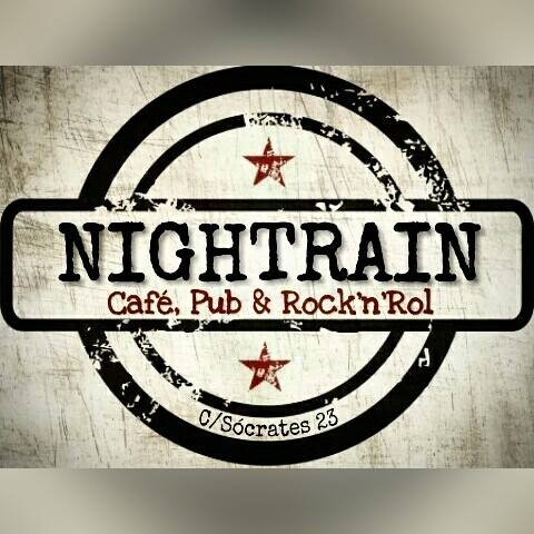 NIGHTRAIN CAFE, PUB & ROCK´N ROLL