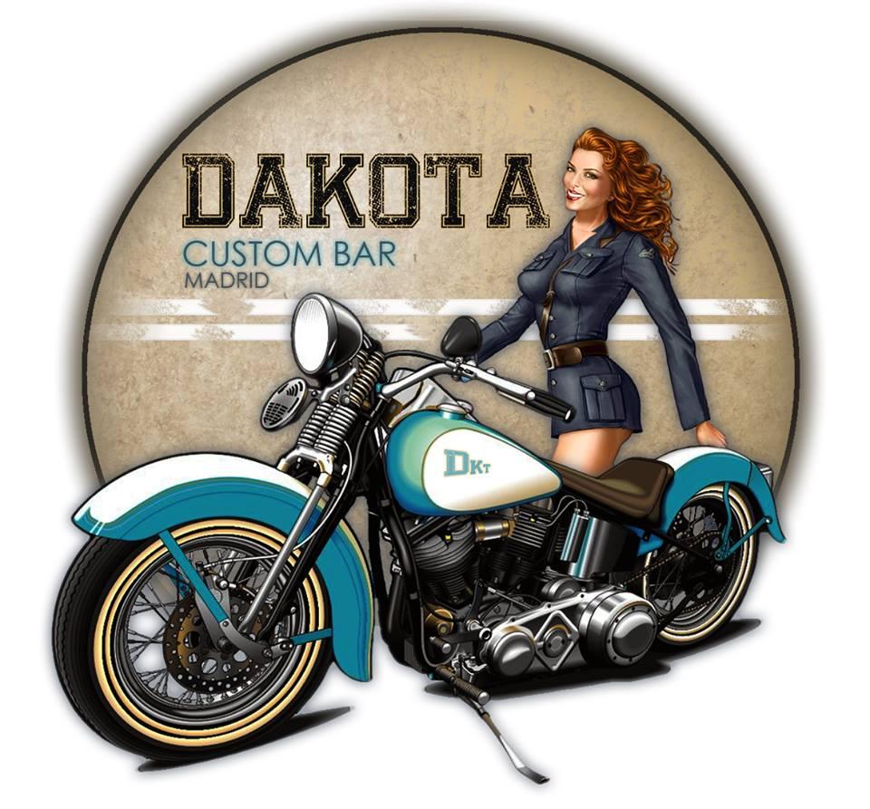 Dakota Custom Bar Madrid