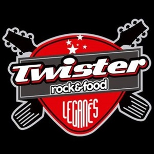 Twister rock food Madrid