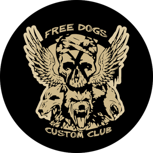 Free Dogs Custom Club