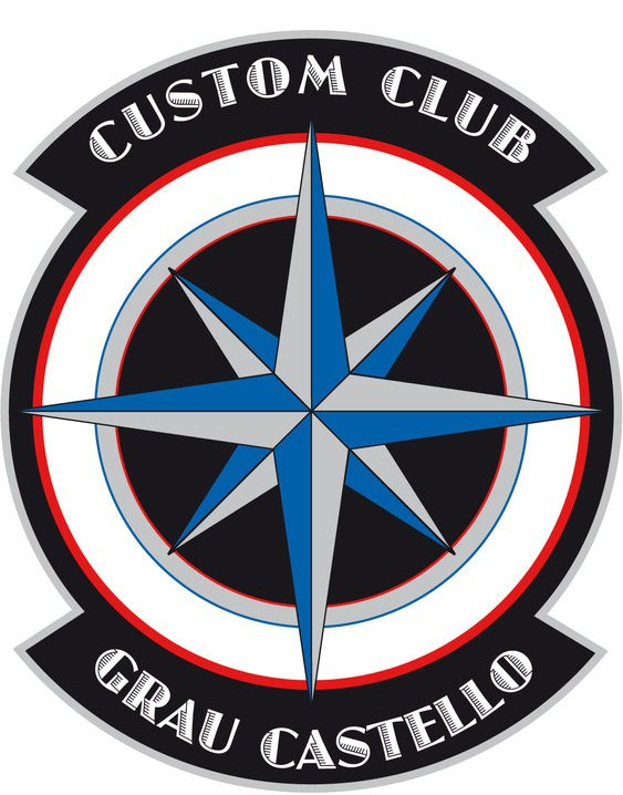 Custom Club Grau