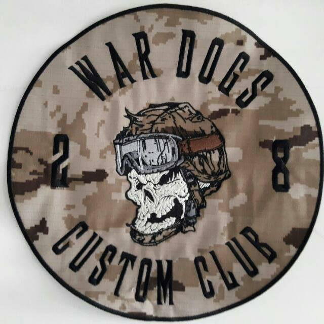 War Dogs Custom Club