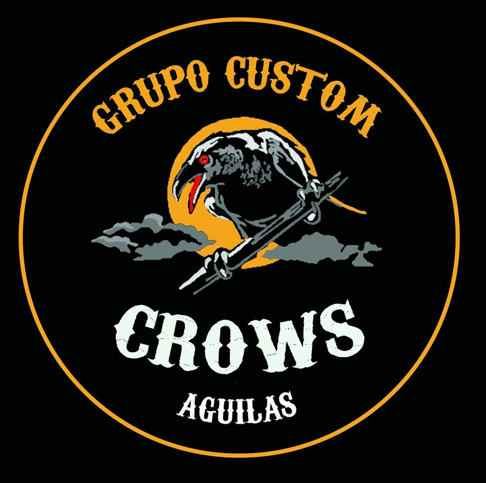 Grupo Custom Crows Aguilas