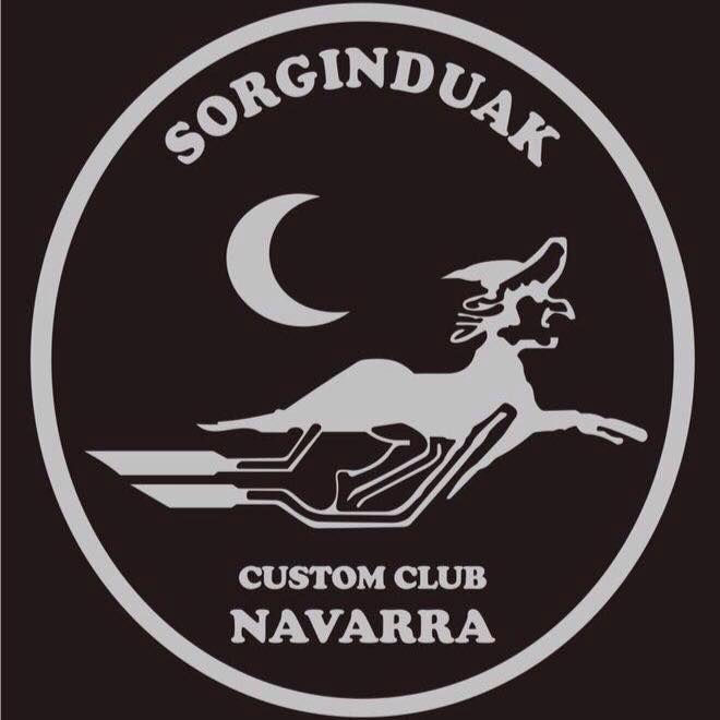 Sorginduak CustomClub Navarra
